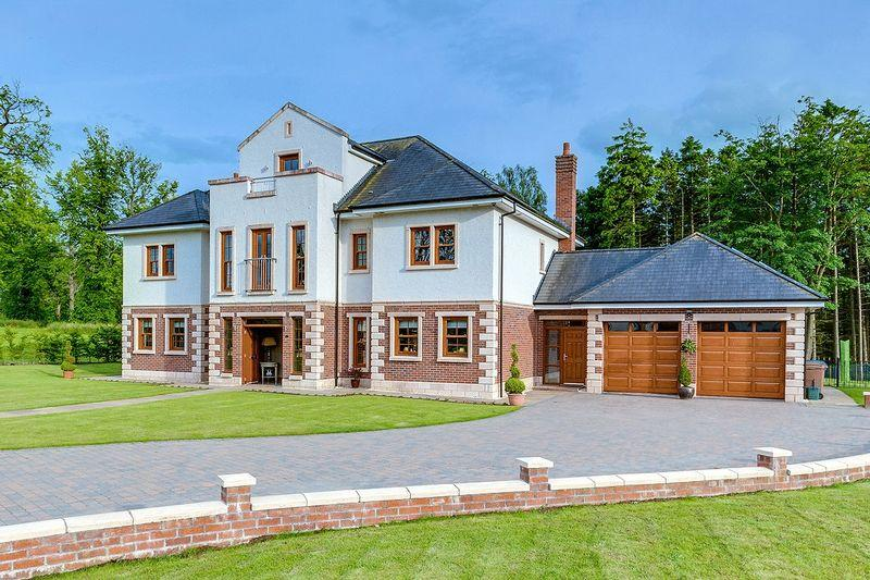 5 Bedrooms Detached Villa House for sale in 1 Westgate, Ballochmyle by Mauchline KA5 6LN