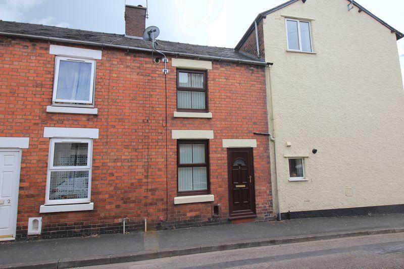 2 Bedrooms Terraced House for sale in Old St Martins Road, Gobowen