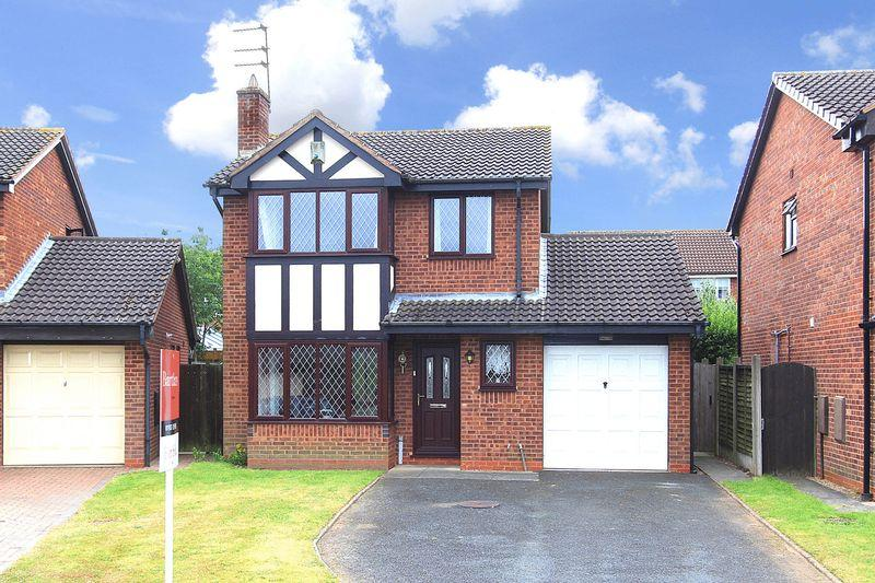 3 Bedrooms Detached House for sale in PERTON, The Staddlestones