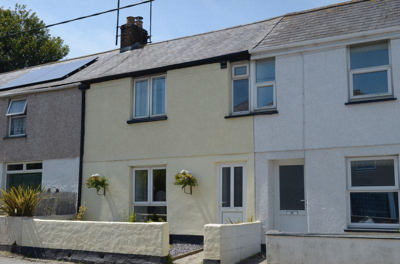 3 Bedrooms Terraced House for sale in Guildford Road, Hayle