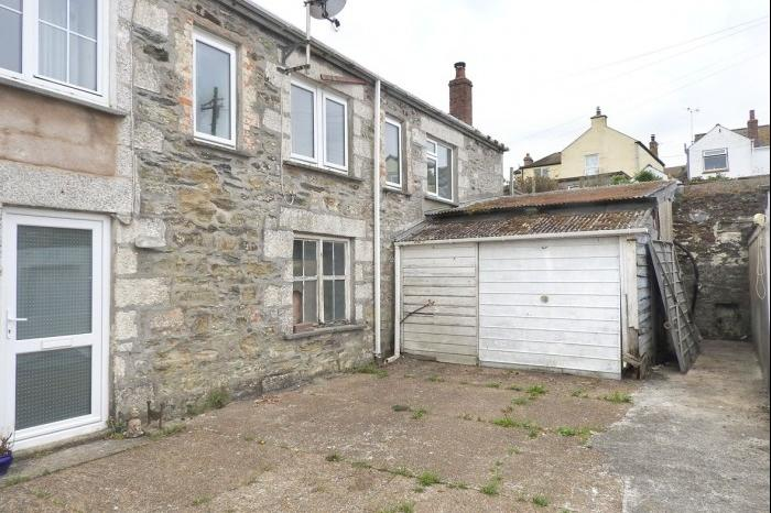 2 Bedrooms Cottage House for sale in LEE-TOR, THOMAS TERRACE, PORTHLEVEN, TR13