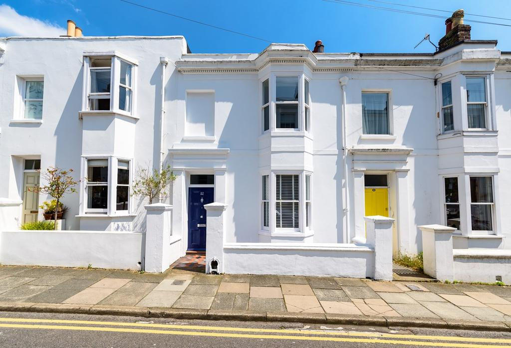 3 Bedrooms Terraced House for sale in Clifton Street, Brighton, BN1