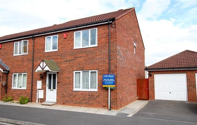 4 Bedrooms Semi Detached House for sale in Saviano Way, Bridgwater