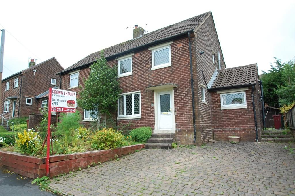 2 Bedrooms Semi Detached House for sale in St. Marys Gardens, Mellor