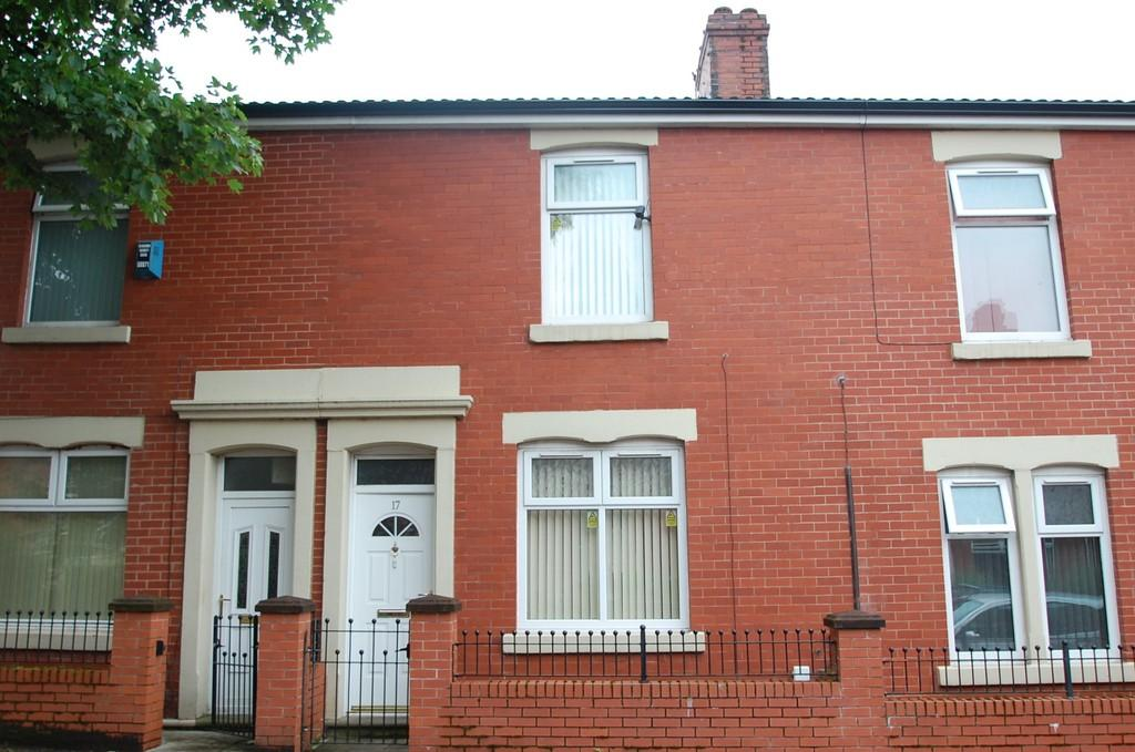 2 Bedrooms Terraced House for sale in Hardman Street, Griffin, Blackburn