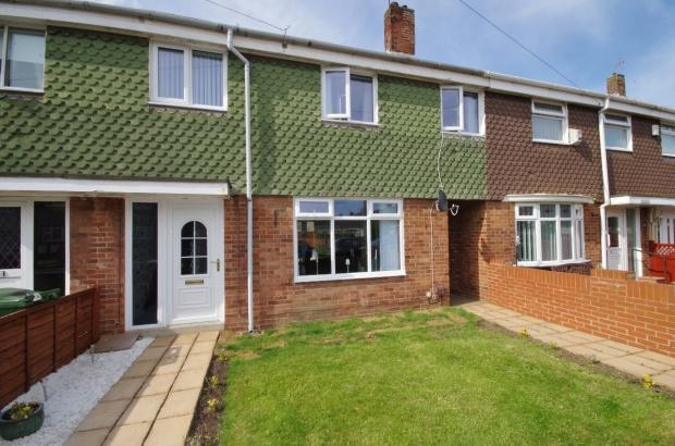 3 Bedrooms Terraced House for sale in Pinero Grove, Hartlepool, TS25