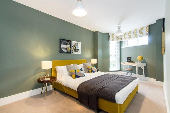 2 Bedrooms Flat for sale in Bentley Place, 22-26 Bute Gardens, Hammersmith