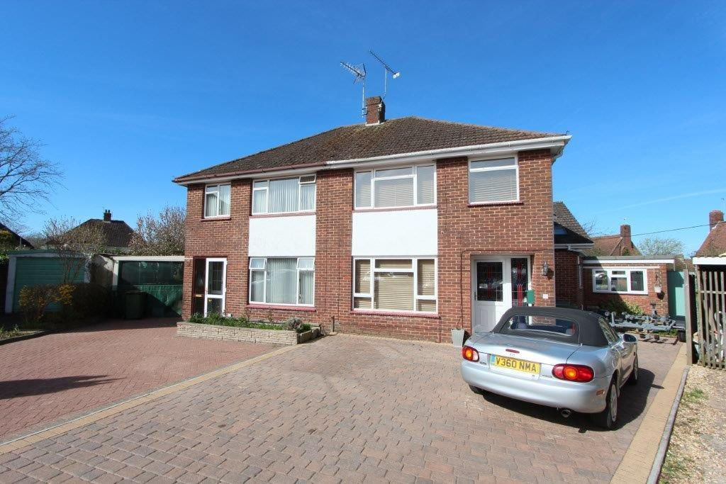 4 Bedrooms Semi Detached House for sale in Cedar Close, Hedge End SO30