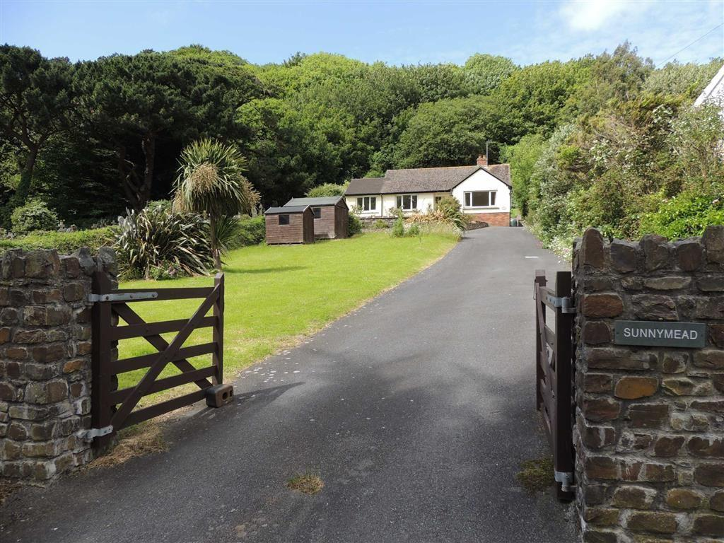 3 Bedrooms Bungalow for sale in Longmead, Lynton, Devon, EX35