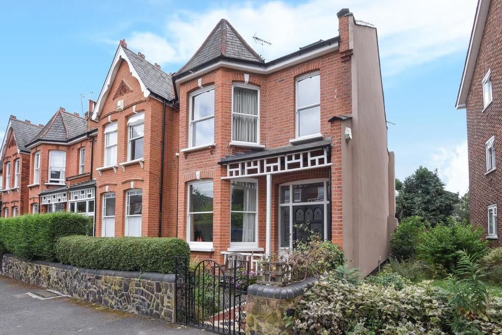 4 Bedrooms Terraced House for sale in Carysfort Road, Crouch End, N8