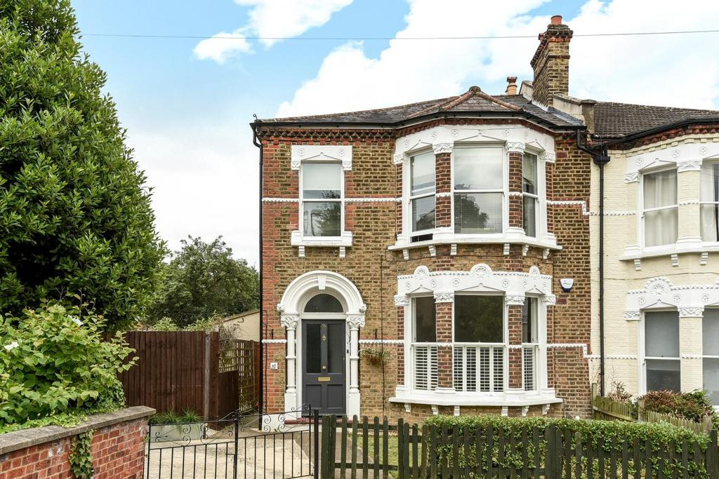 3 Bedrooms Flat for sale in Aylward Road, Forest Hill, SE23