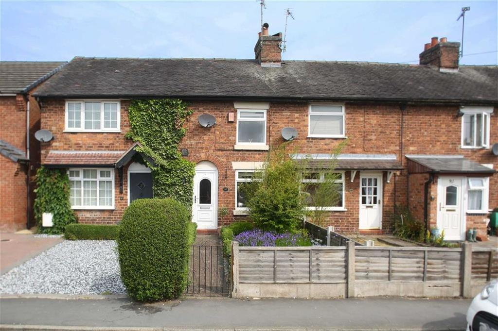 2 Bedrooms Terraced House for sale in Main Road, Crewe, Cheshire
