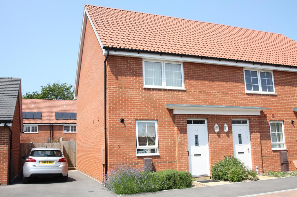 2 Bedrooms End Of Terrace House for sale in Cockerell Close, Lee-On-The-Solent PO13