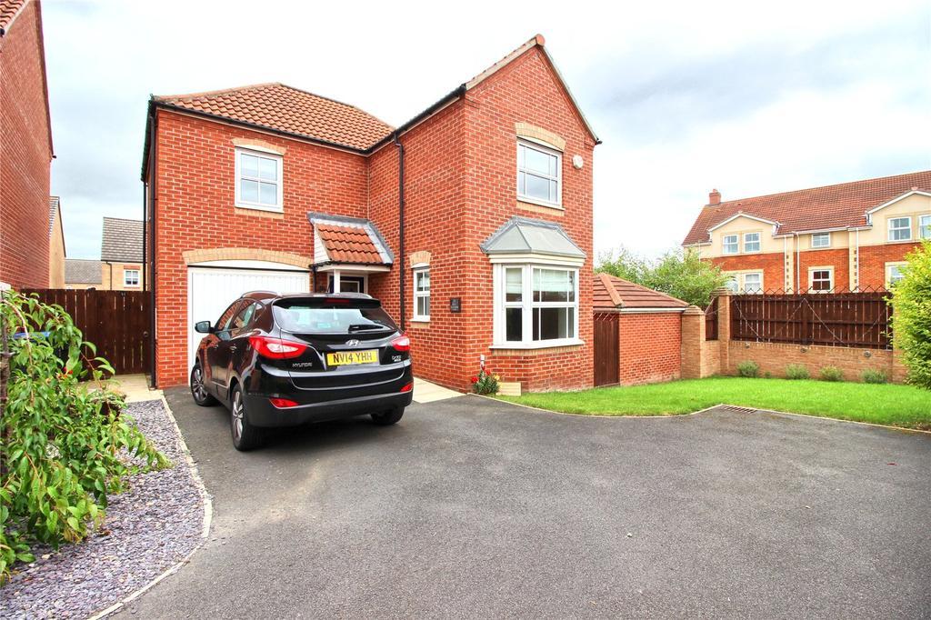 3 Bedrooms Detached House for sale in Dresser Lane, Linthorpe