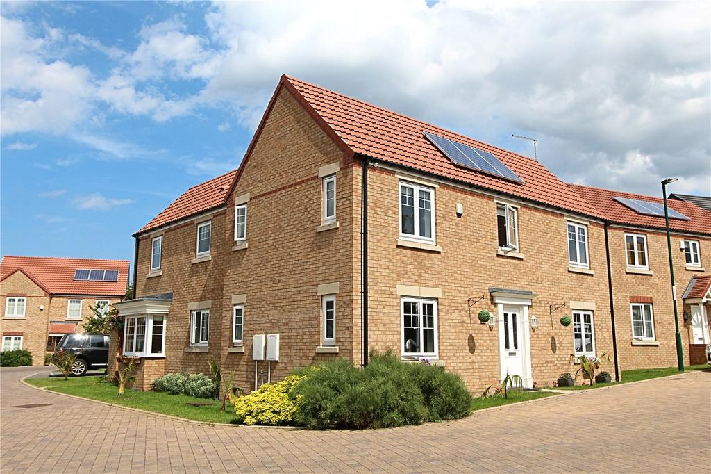 4 Bedrooms Detached House for sale in West Farm Close, Normanby