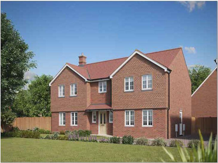 4 Bedrooms Detached House for sale in The Bond, Bramley