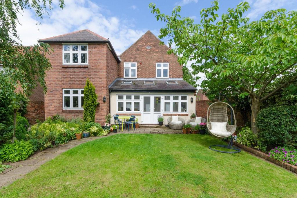 4 Bedrooms Detached House for sale in Windy Ridge, Tollerton, York