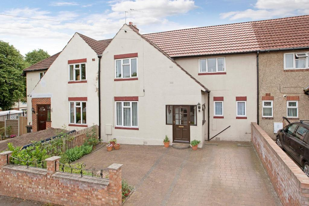 3 Bedrooms Terraced House for sale in Stockwell Grove, Knaresborough