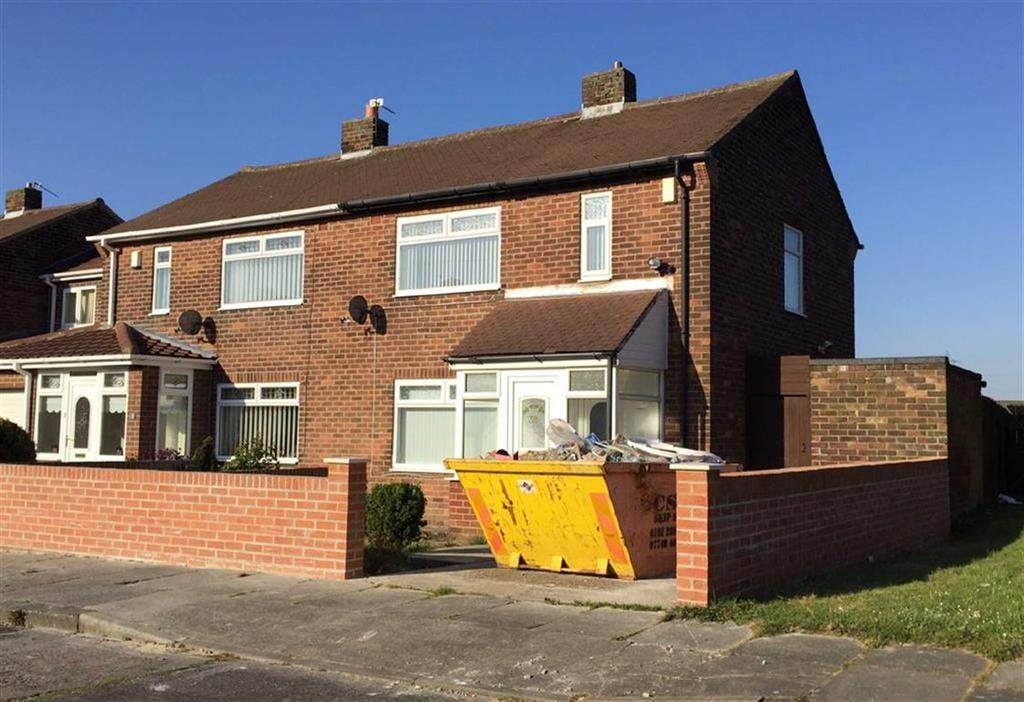 2 Bedrooms Semi Detached House for sale in Biddick Hall Drive, South Shields