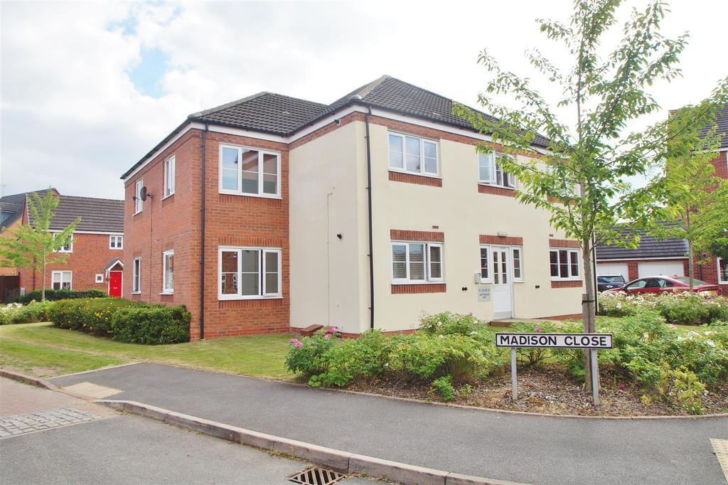 2 Bedrooms Apartment Flat for sale in Jefferson Way, Bannerbrook Park, Coventry