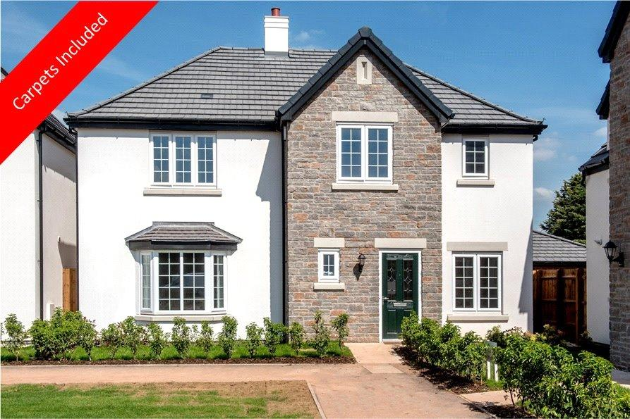 5 Bedrooms Detached House for sale in Otters Brook, Cannington, Bridgwater, Somerset