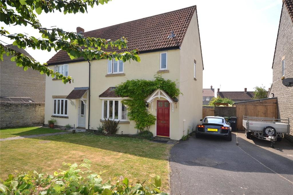 3 Bedrooms House for sale in Chantry Court, Somerton, Somerset