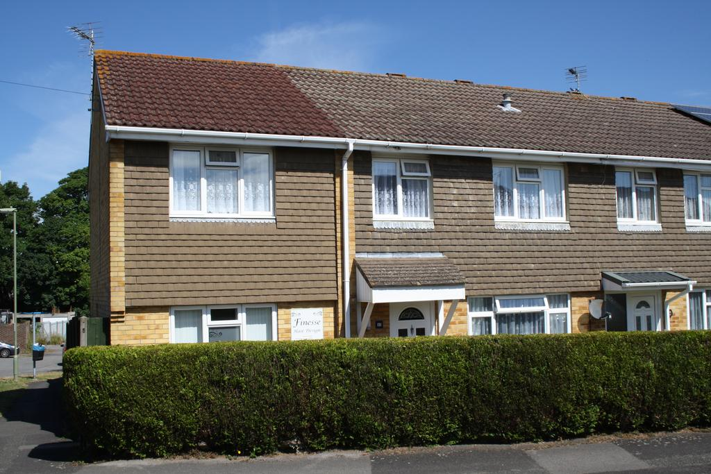 4 Bedrooms End Of Terrace House for sale in Coulsdon Road, Hedge End SO30
