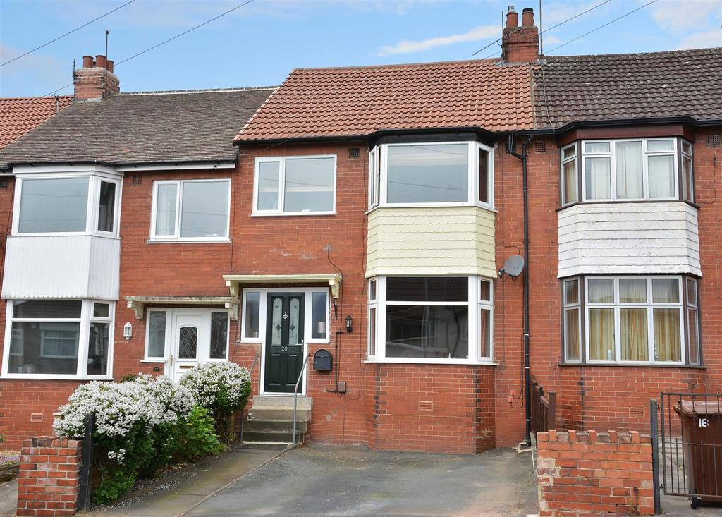 3 Bedrooms Terraced House for sale in Hawthorn Drive, Rodley