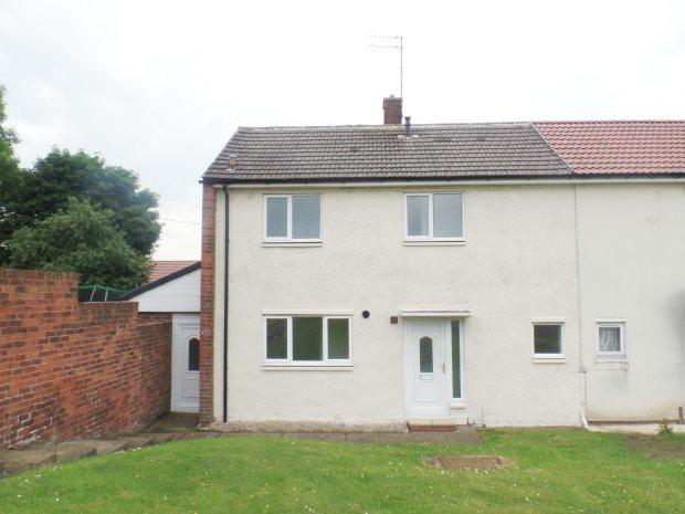 2 Bedrooms Semi Detached House for sale in EDEN LANE, PETERLEE, PETERLEE