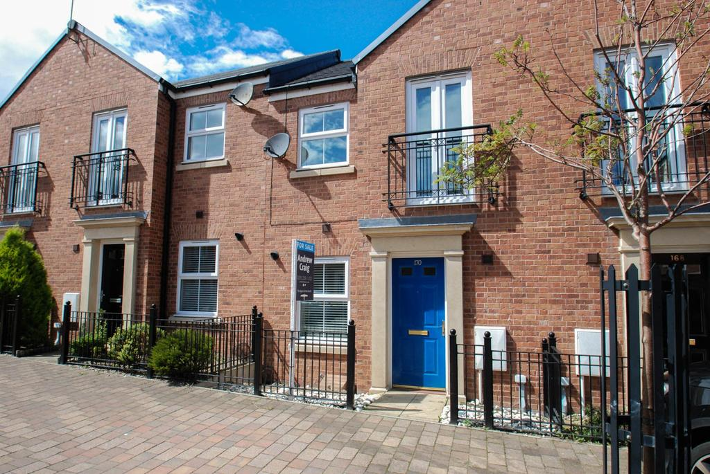 2 Bedrooms Terraced House for sale in Brass Thill Way, South Shields