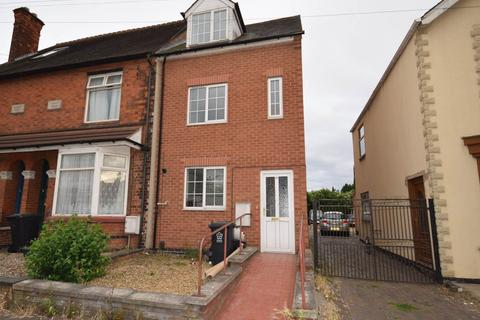 4 bedroom semi-detached house to rent - Fairfax Road, Leicester,