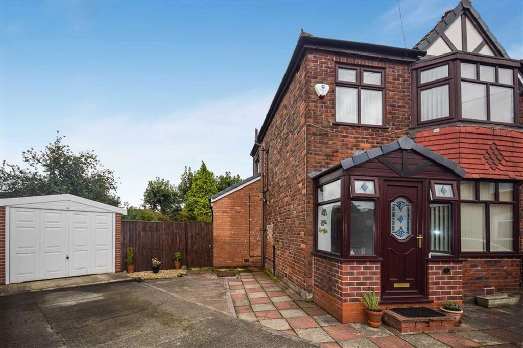 3 Bedrooms Semi Detached House for sale in Meredew Avenue, South Swinton
