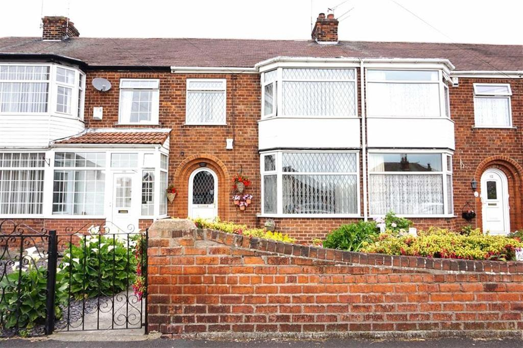 3 Bedrooms Terraced House for sale in Cottesmore Road, Hessle, Hessle, HU13