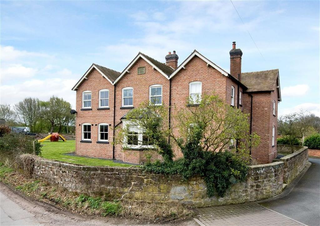 4 Bedrooms Detached House for sale in Coley Mill Farmhouse, Coley Lane, Newport, Stafford, Shropshire, TF10