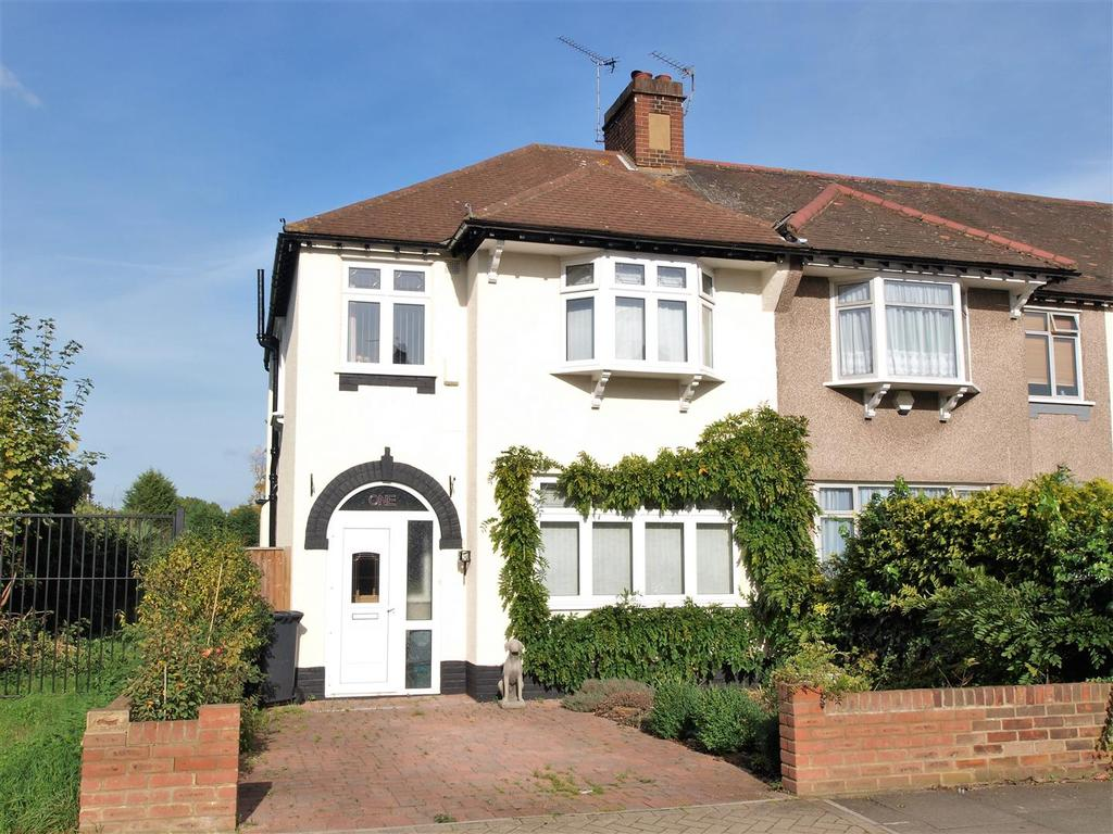 3 Bedrooms End Of Terrace House for sale in Brangbourne Road, Bromley
