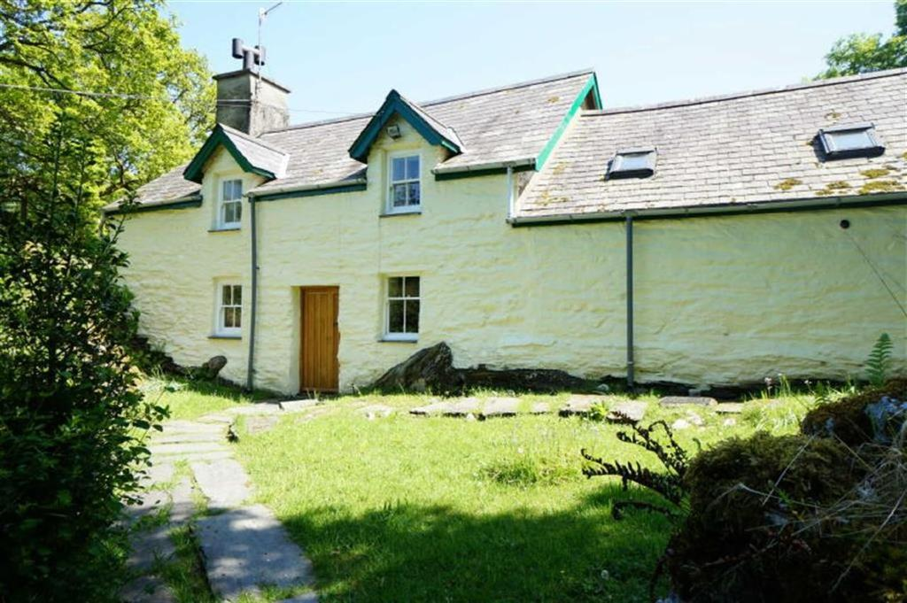 2 Bedrooms Detached House for sale in Pont Y Pant, Dolwyddelan, Betws Y Coed