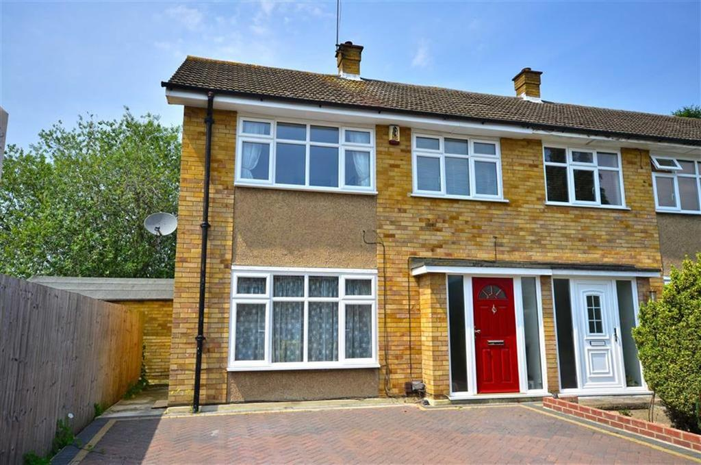 3 Bedrooms End Of Terrace House for sale in Leaford Crescent, Watford, Hertfordshire