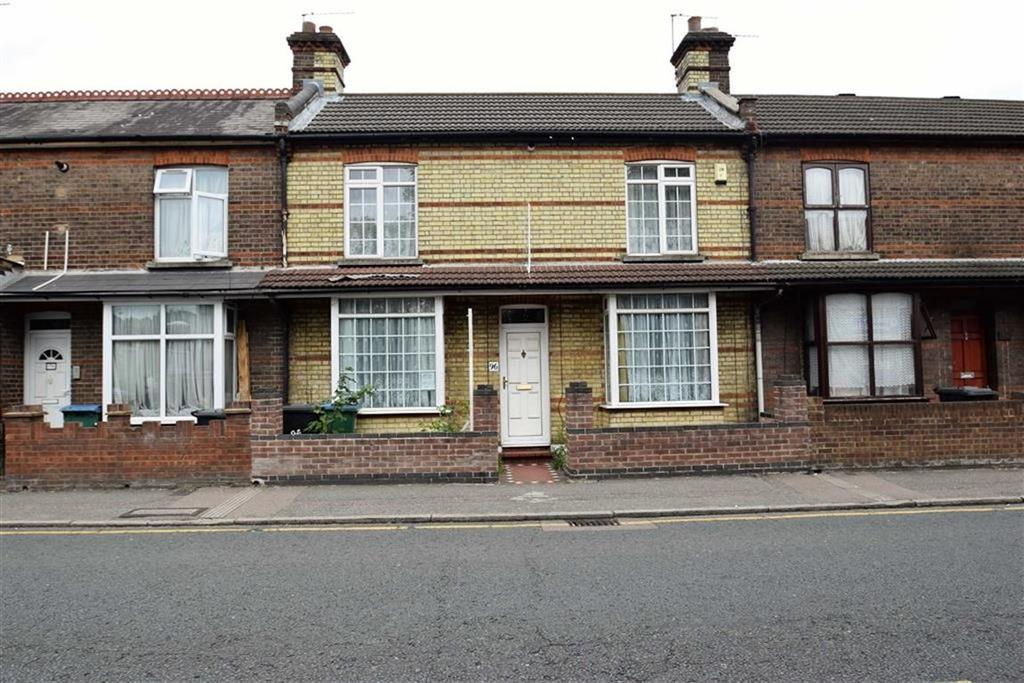 3 Bedrooms Terraced House for sale in Leavesden Road, Watford, Herts