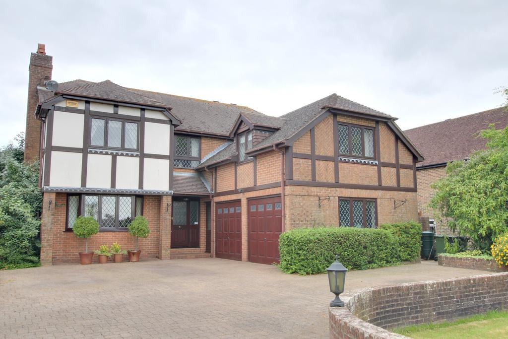 4 Bedrooms Detached House for sale in SCHOOL LANE, DENMEAD