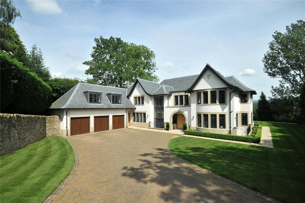 6 Bedrooms Detached House for sale in Squirrels Chase, Prestbury, Cheshire, SK10