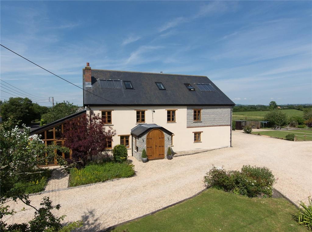 9 Bedrooms Detached House for sale in Church Lane, East Lydford, Somerton, Somerset, TA11