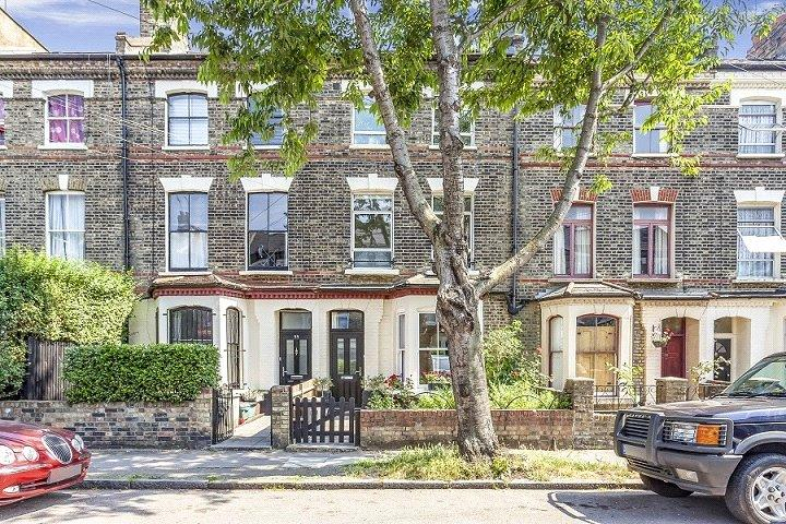 5 Bedrooms Terraced House for sale in Mayton Street, Holloway, London, N7