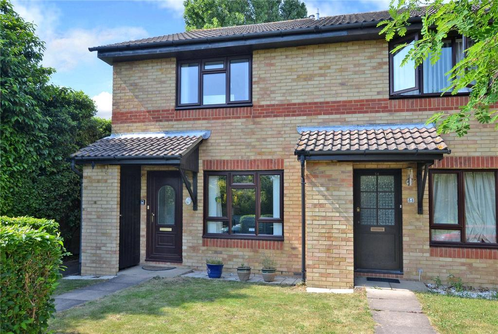 2 Bedrooms End Of Terrace House for sale in Camberley Close, Cheam, Sutton, SM3