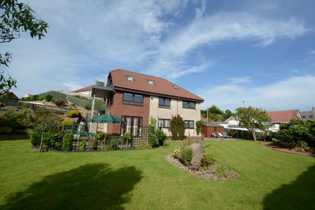 4 Bedrooms Detached Villa House for sale in 3A Witches Linn, Ardrossan, KA22 8NP