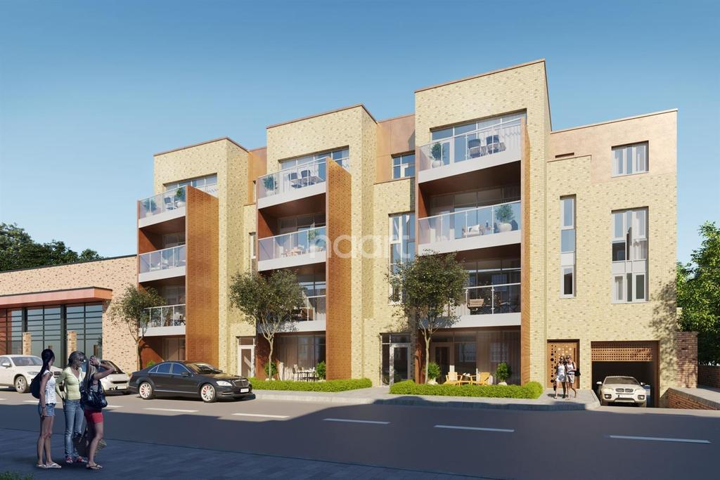 3 Bedrooms Flat for sale in The Tribeca, Crystal Palace Road, East Dulwich