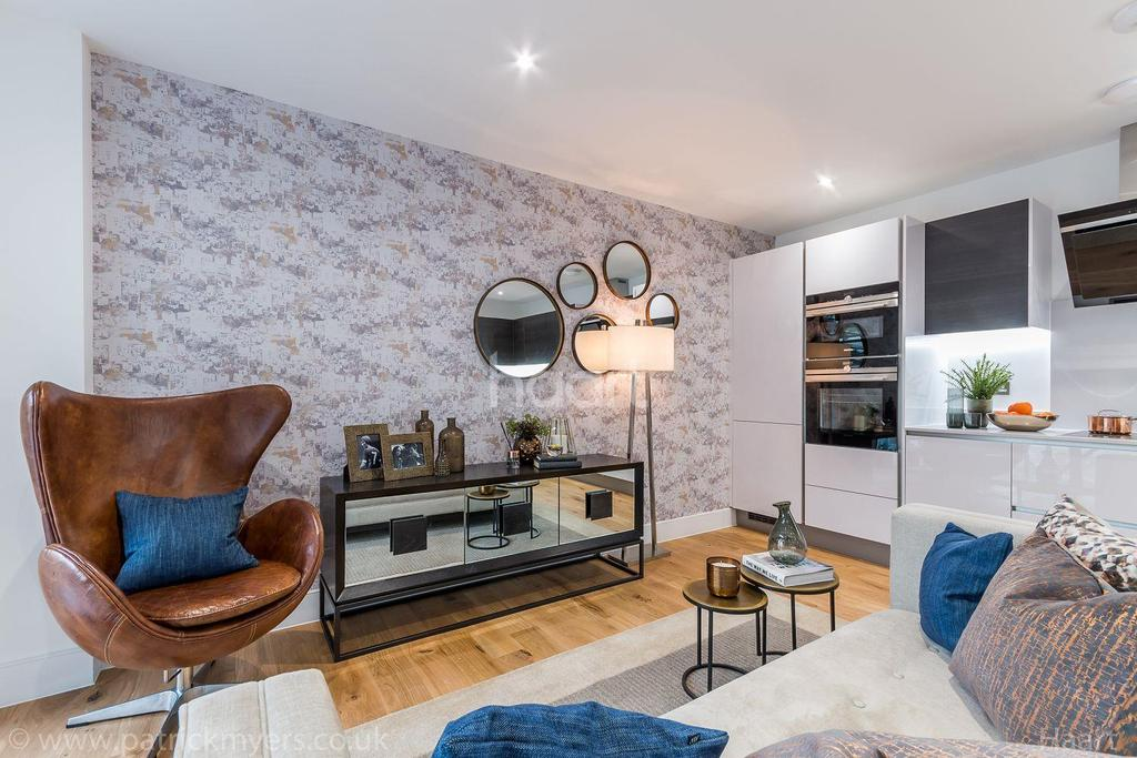 3 Bedrooms Flat for sale in The Tribeca, Crystal Palace Road, Dulwich SE22