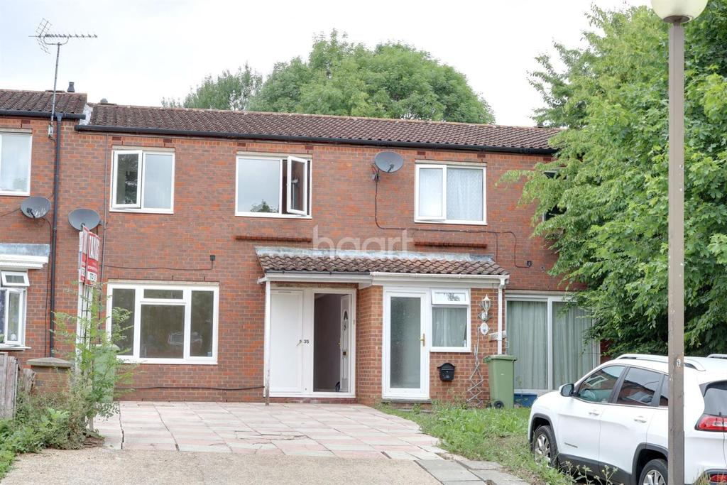3 Bedrooms Terraced House for sale in Springfield