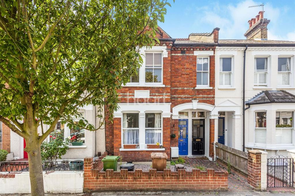 1 Bedroom Flat for sale in Balfour Road, Wimbledon, SW19