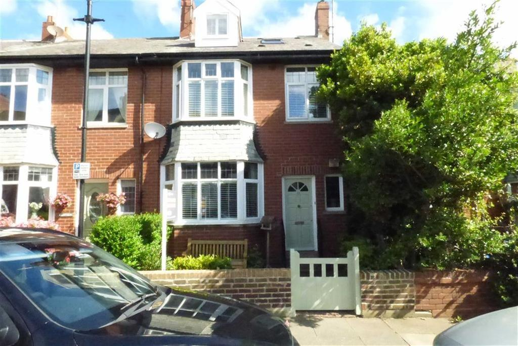 3 Bedrooms Terraced House for sale in Stanwick Street, Tynemouth