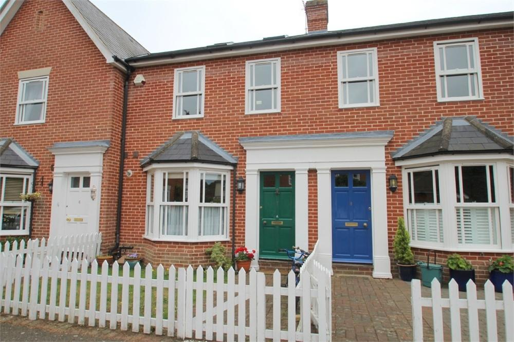 3 Bedrooms Terraced House for sale in St Helena Mews, COLCHESTER, Essex